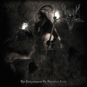 CVINGER - The Enthronement ov Diabolical Souls cover art