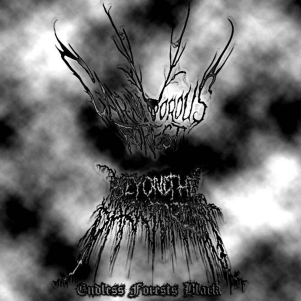 Blackened Death - Endless Forests Black - 1 EFB cover 1500