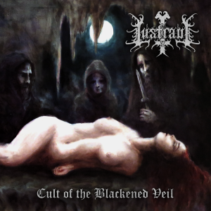 Lustravi - Cult Of The Blackened Veil - cover