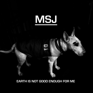 Moral Straightjacket - Earth Is Not Good Enough For Me - cover