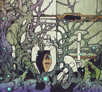 Future Echo Returns Final Cover CD