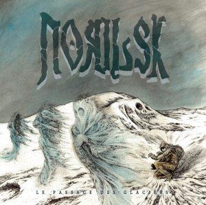 Norilsk - Le Passage des Glaciers [Album Cover]