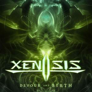 Xenosis - Devour and Birth cover art