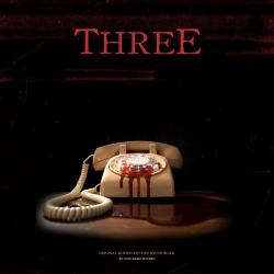 Guillermo Pizarro - Three - Original Motion Picture Soundtrack - cover